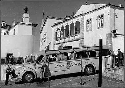 Bus Nordafrika