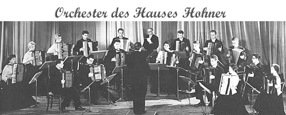 Orchester des Hauses Hohner